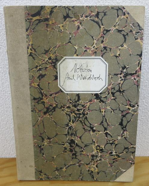 Notizen: Paul Wunderlich Skizzen 1966-1974 ポール・ヴンダーリッヒ