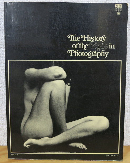 The history of the nude in photography