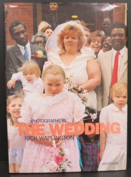 "The Wedding: New Pictures from the Continuing ""Living Room"" Series by Nick Waplington"