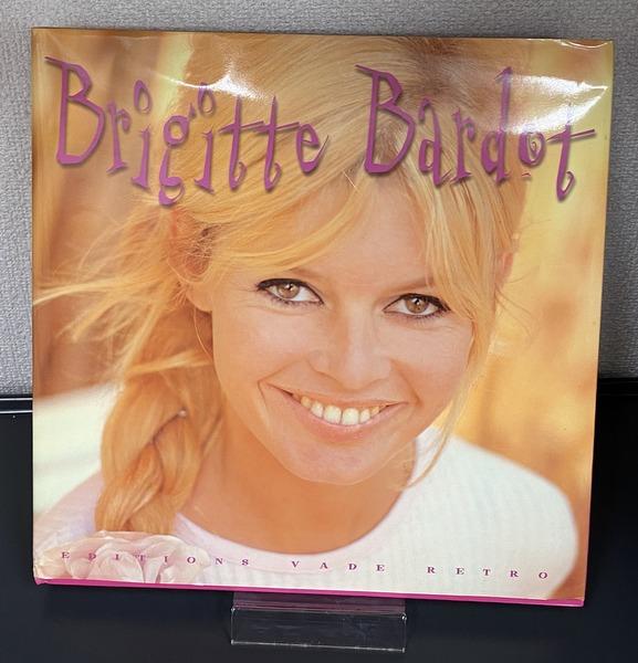 Brigitte Bardot ブリジット・バルドー 洋書