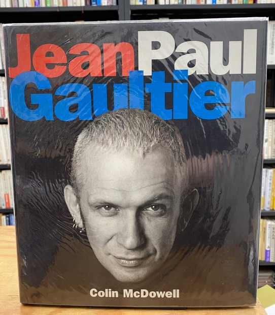Jean Paul Gaultier by Colin McDowell ジャン=ポール・ゴルチエ
