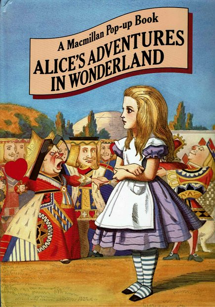 Alice's Adventures in Wonderland:A Macmillan  Pop-up Book