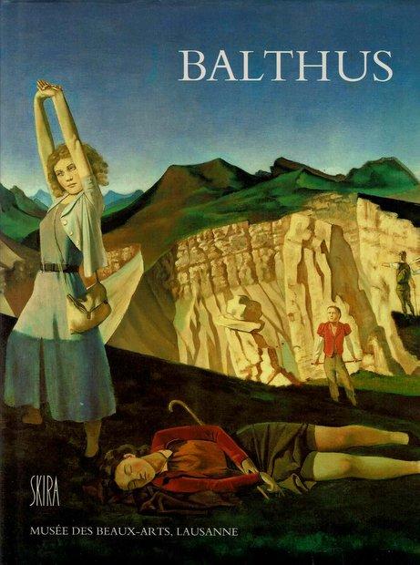 Balthus バルテュス画集