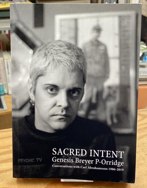 Sacred Intent (Genesis Breyer P-Orridge) ジェネシス・P・オリッジ