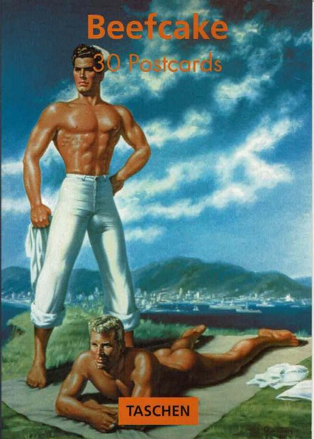Beefcake 30 Postcards