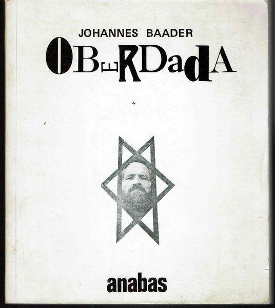 OBERDADA 著:Johannes Baader ヨハネス・バーダー 洋書