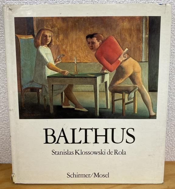 Balthus Stanislas Klossowski de Rola