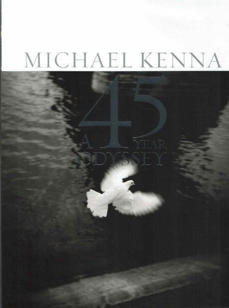 A 45 YEAR ODYSSEY Michael Kenna マイケル・ケンナ