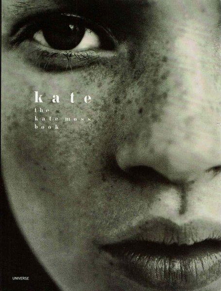 kate the kate moss book ケイト・モス 洋書