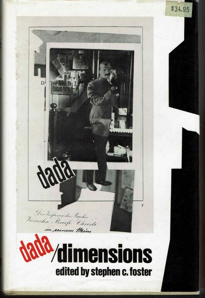 dada/dimensions 編:Stephen C.Foster ダダイズム 洋書