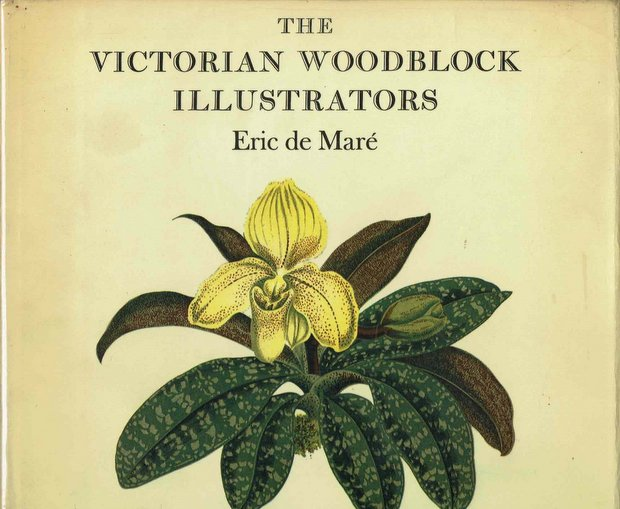 The Victorian wood-block illustrators by Eric de Mare