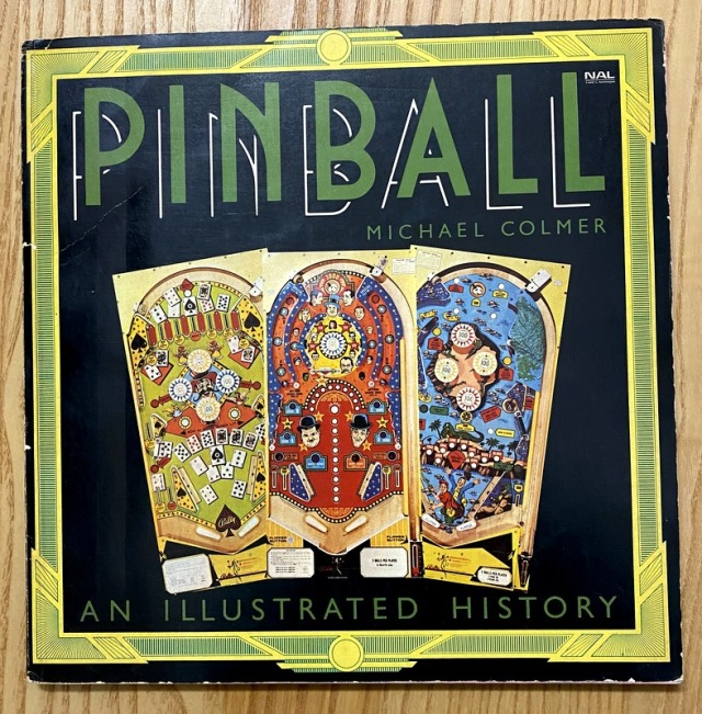Pinball: An Illustrated History