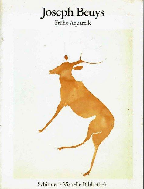 Joseph Beuys: Fruhe Aquarelle