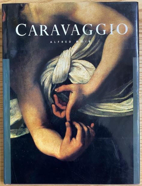 CARAVAGGIO 著:Alfred Moir カラヴァッジョ 洋書