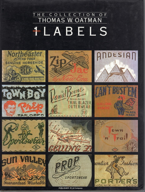 The Collection of Thomas W. Oatman Labels Series1