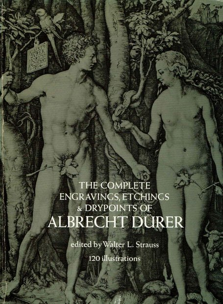 The Complete Engravings, Etchings & Drypoints of Albrecht Dürer