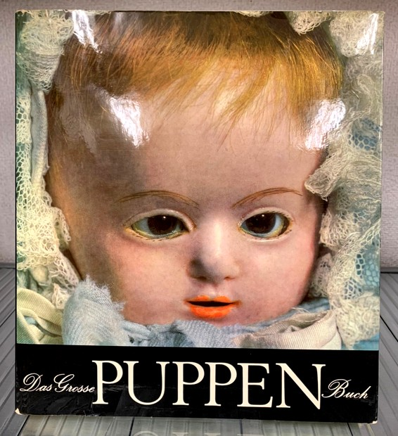 Das Grosse PUPPEN Buch 人形・アンティークドール 洋書
