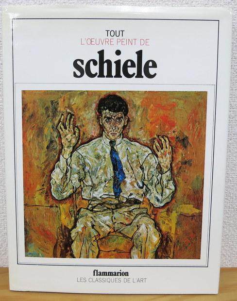 Tout l'oeuvre peint de Egon Schiele