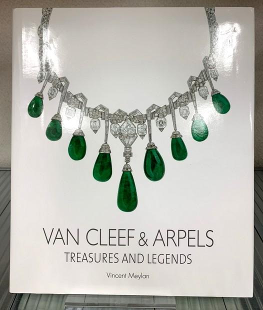 VAN CLEEF&ARPELS Treasures and Legends 著:Vincent Meylan ヴァンクリーフ&アーペル 洋書