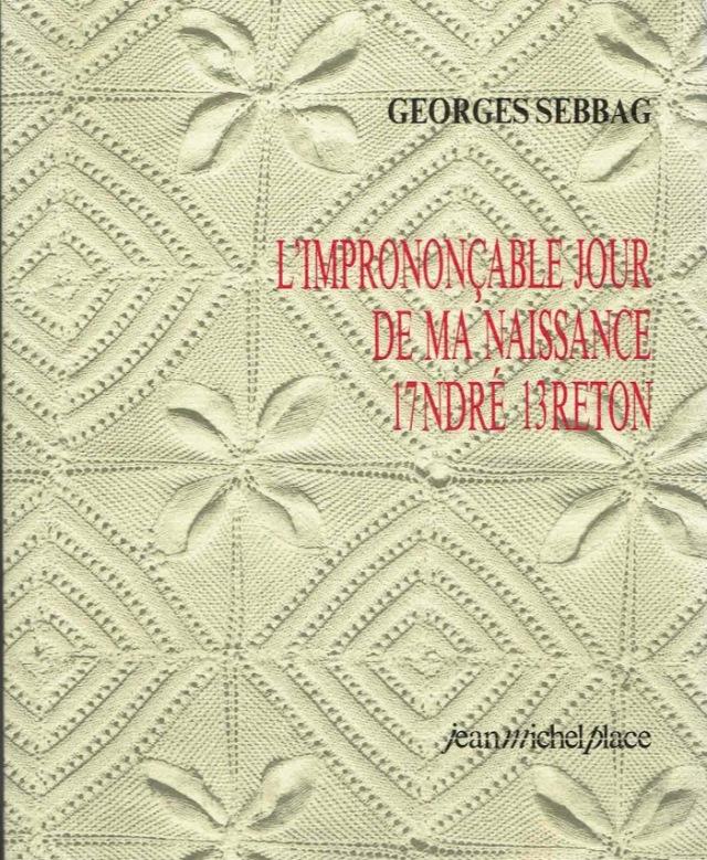 L'Imprononcable jour de ma naissance Andre Breton