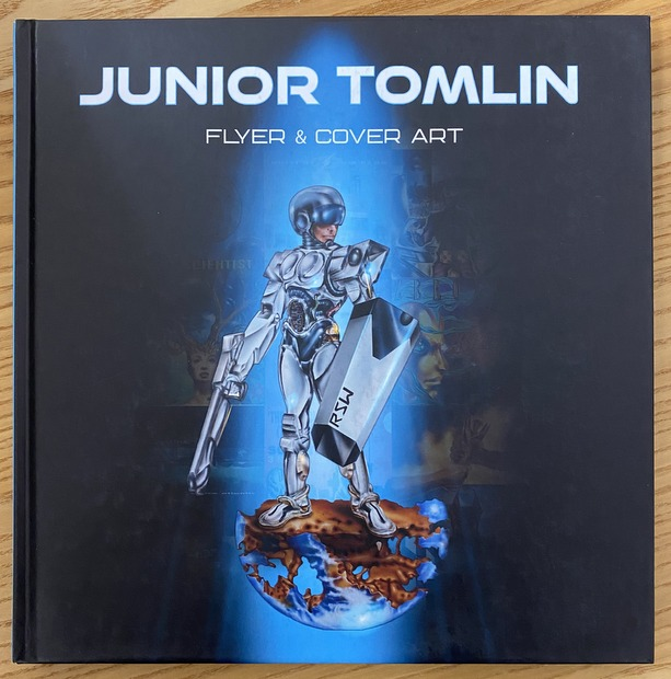 Junior Tomlin: Flyer & Cover Art