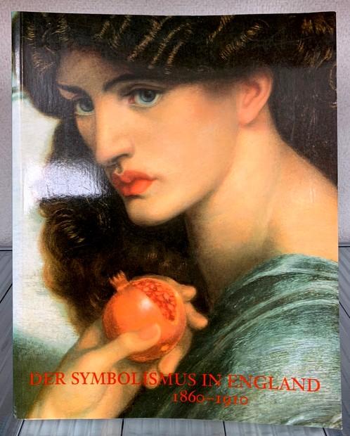 DER SYMBOLISMUS IN ENGLAND 1860-1910 イギリス象徴主義 洋書