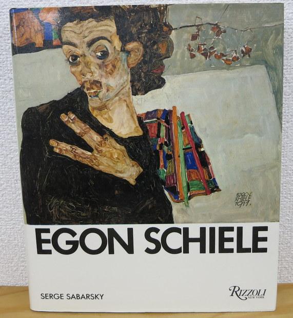 Egon Schiele by Serge Sabarsky