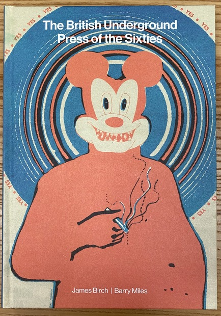 The British Underground Press of the Sixties: A Catalogue