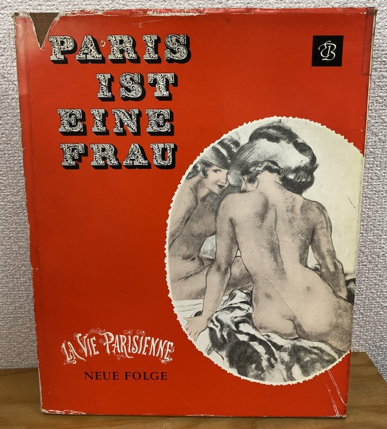 Paris ist eine Frau