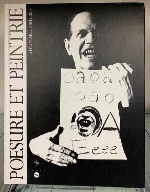 POESURE ET PEINTRE 詩と絵画 展覧会図録 洋書