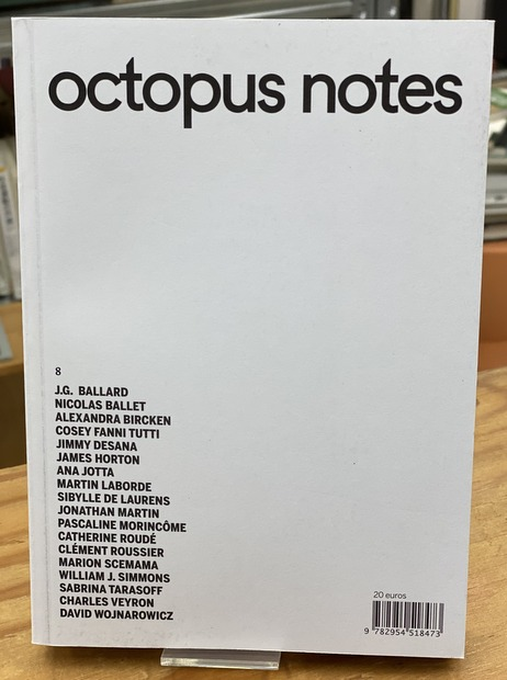 Octopus notes #08