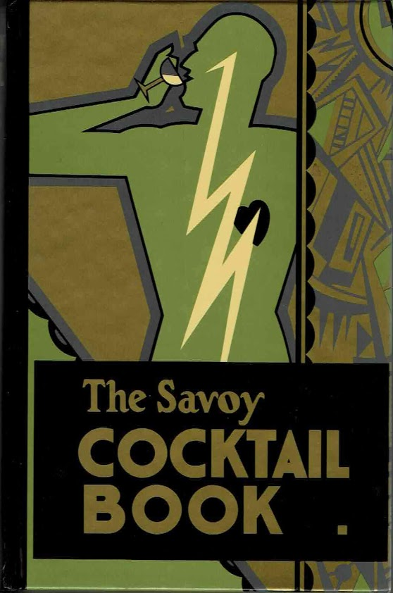 Savoy Cocktail Book by Harry Craddock