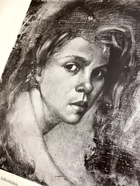Leonor Fini by Constantin Jelenski