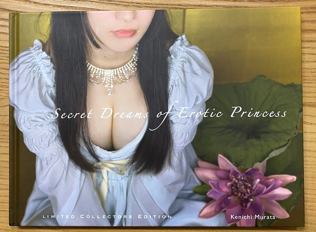 Secret Dreams of Erotic Princess 村田兼一写真集