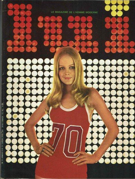Lui no.72  1970年1月号