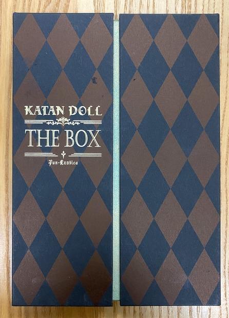 天野可淡人形作品集 KATAN DOLL THE BOX 特装版