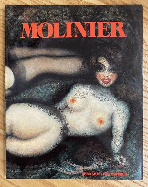 Molinier Bernard Letu Editeur ピエール・モリニエ