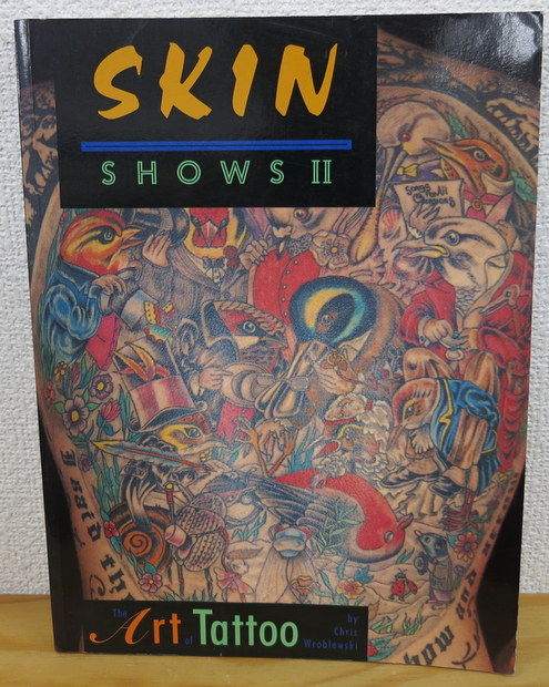 Skin Shows 2 : The Tattoo by Chris Wroblewski