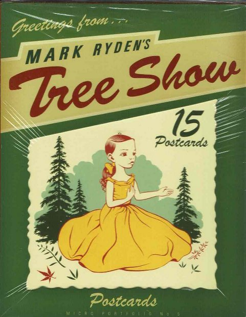 Tree Show by Mark Ryden (Micro Portfolio) マーク・ライデン