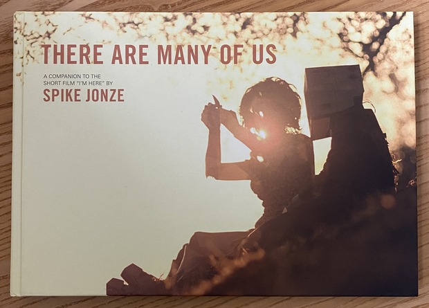 "THERE ARE MANY OF US A Companion to the Short Film ""I'M HERE"" by Spike Jonze アイム・ヒア 洋書"