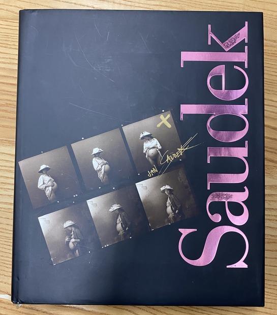 Jan Saudek fotograf cesky ヤン・ソーデック 洋書