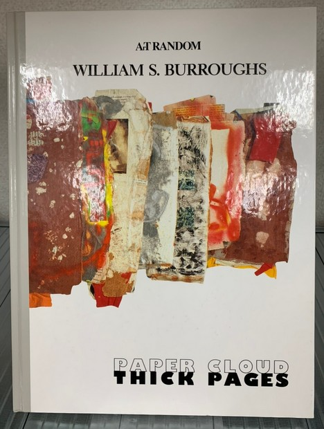 WILLIAM S.BURROUGHS Paper Cloud Thick Pages(ArT RANDOM CLASSICS) ウィリアム・S・バロウズ