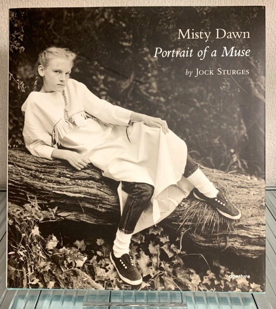 Mysty Dawn Portrait of a Muse Jock Sturges ジョック・スタージェス 洋書