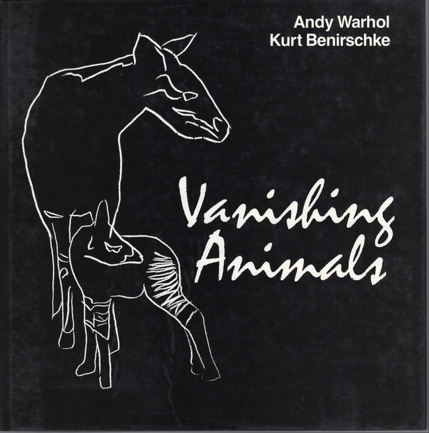 Vanishing Animals by Andy Warhol/Kurt Benirschke