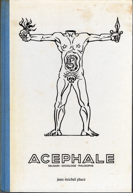 Acephale by G.Bataille