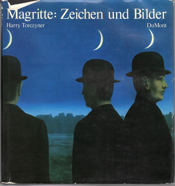 Magritte Zeichen und Bilder