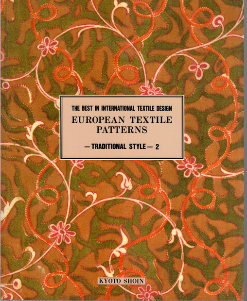 European textile patterns Traditional style2