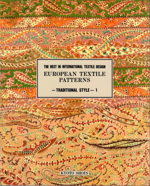 European textile patterns Traditional style1