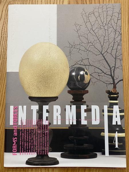 INTERMEDIA インターメディア 第4号 形と力