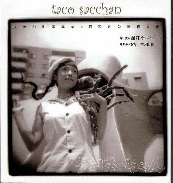 タコさっちゃん:少女幻影写真集・昭和的公園遊具編 堀江ケニー 写真